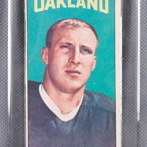 1965 Topps Football - Fred Biletnikoff Rookie Card (#133)