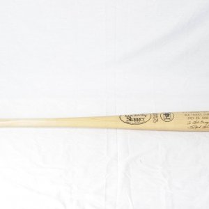 Pittsburgh Pirates Signed and Inscribed Bat by Ralph Kiner