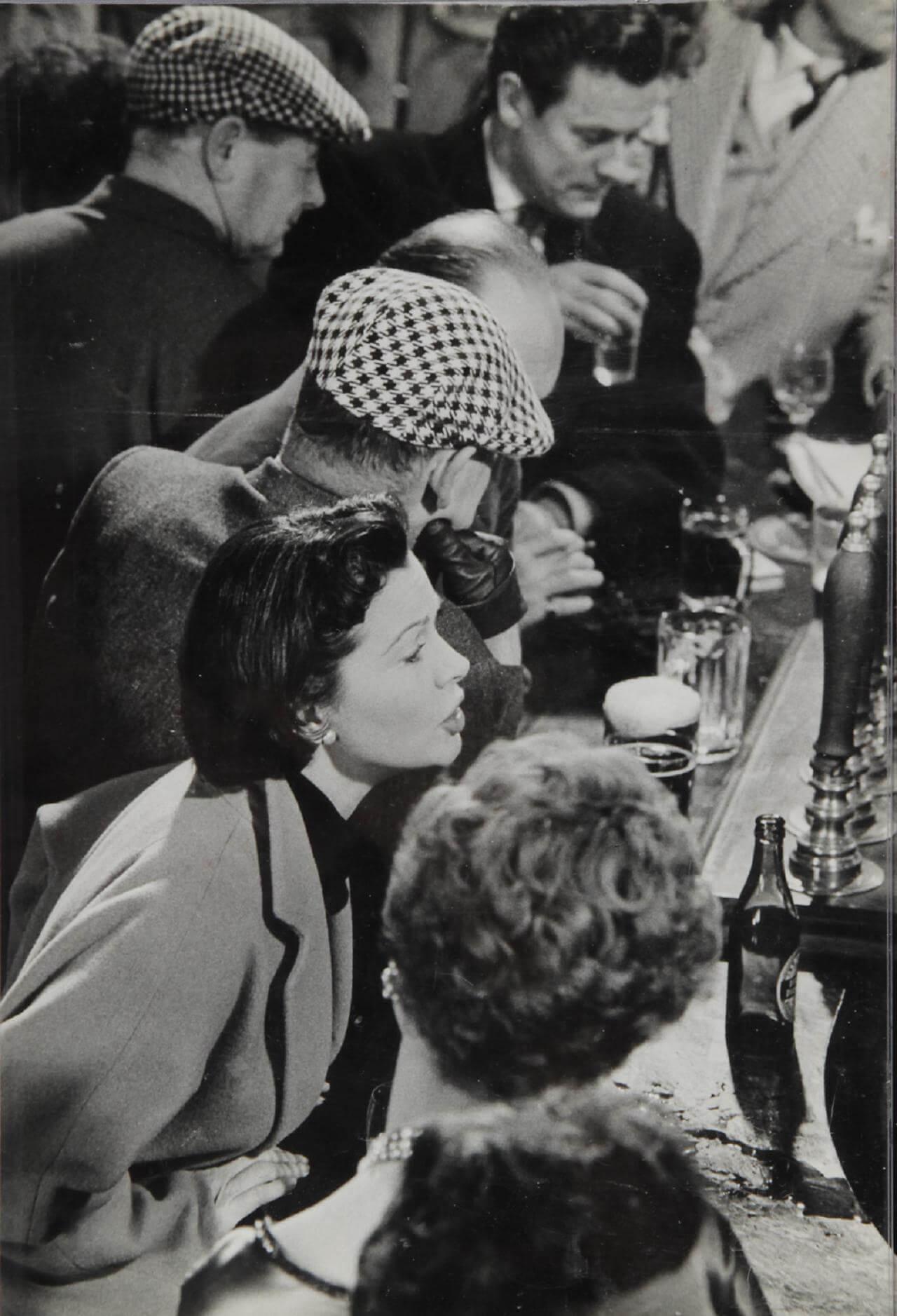Vivien Leigh Vintage 8x10 Photo Ernst Haas - Magnum Photos