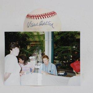 Philadelphia Phillies - Steve Carlton Signed Baseball