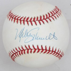 Philadelphia Phillies Mike Schmidt Signed Baseball