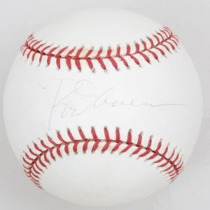 California Angels Rod Carew Signed Baseball