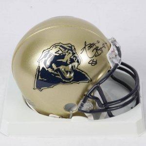 Antonio Bryant Pittsburgh Panthers Signed Mini Helmet