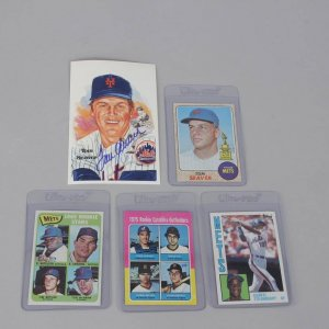 New York Mets Lot - Tom Seaver '68 Card