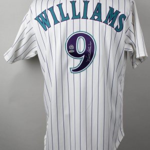 Matt Williams Arizona Diamondbacks Signed Jersey Size 44-Tri-Star COA