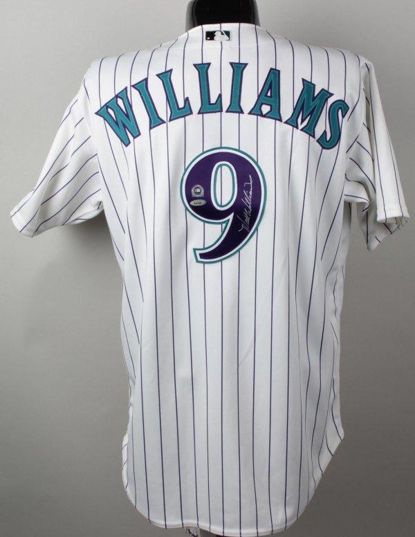 Matt Williams Arizona Diamondbacks Signed Jersey Size 44-Tri-Star COA