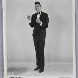 8x10 Photo of R&B Singer Bobby Byrd