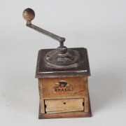 Vintage Brasil Coffee / Spice Grinder (Made in Austria)