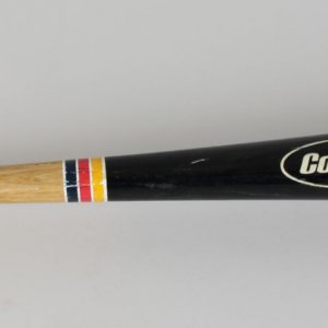 Los Angeles Dodgers Lenny Harris Game-Used Cooper Pro 100 Bat