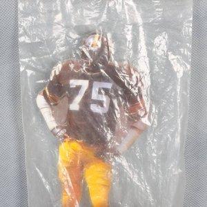 Vintage Star Standouts - Steelers Mean Joe Greene Standup Figure in Package