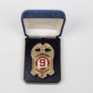 1999 All-Star Game Boston Red Sox - Ted Williams Boston Security Badge