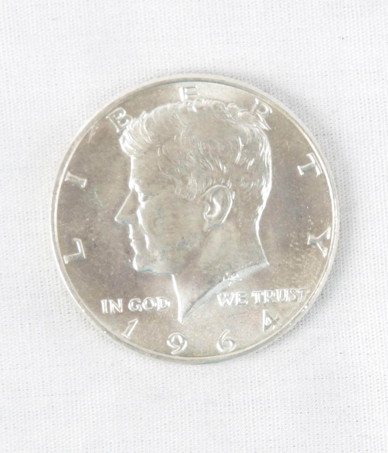 1964 John F. Kennedy Half Dollar – 50 Cent Piece – Uncirculated79564_01_lg