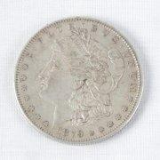 1879-O Morgan Liberty Silver Dollar (New Orleans)