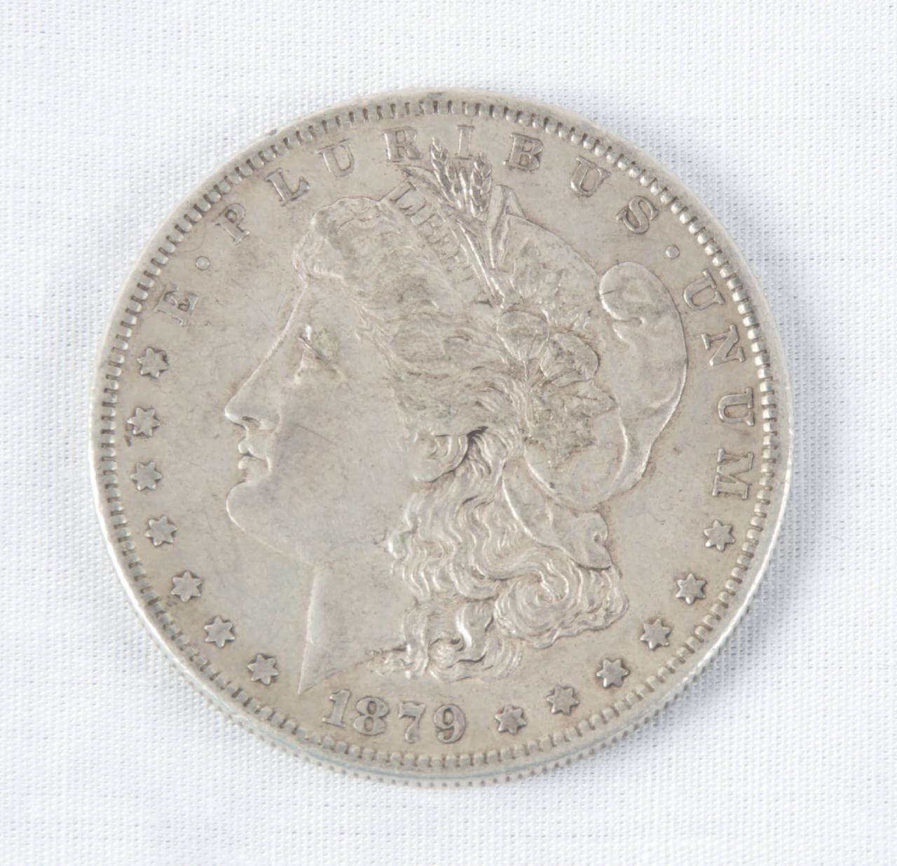 1879-O Morgan Liberty Silver Dollar (New Orleans)