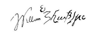 shakespeare-autograph
