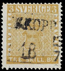 Sweden-TreSkillingYellow