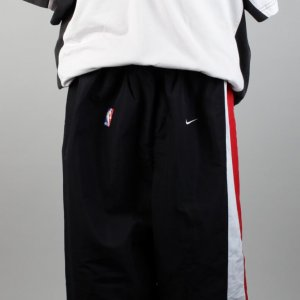 1997-98 Portland Trail Blazers Isaiah Rider Game Warm Up Nike Top & Pants