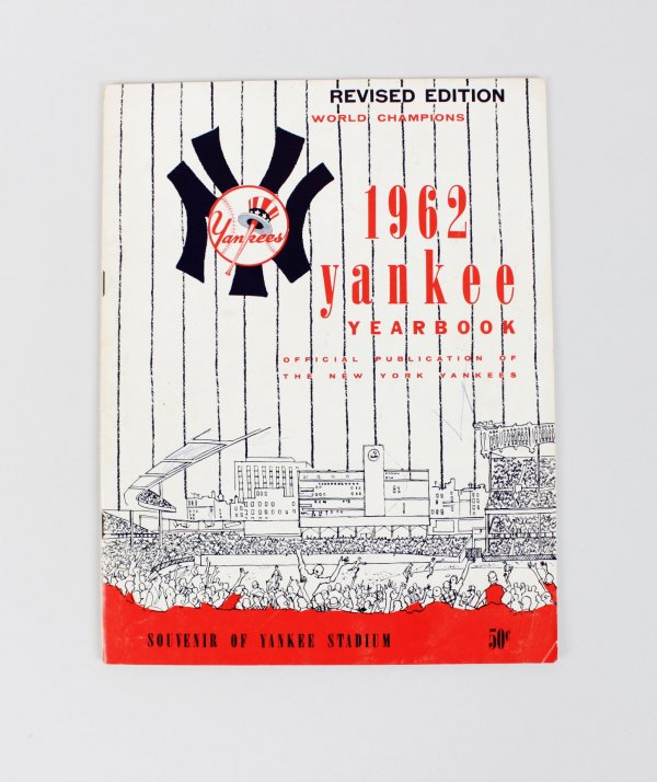 1962 Yankee Year Book : Revised Team Edition
