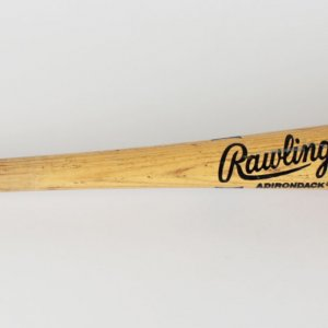 Los Angeles Dodgers Juan Samuel Game-Used Adirondack Big Stick Bat