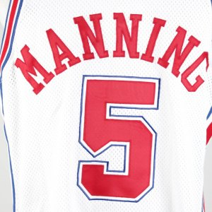 Los Angeles Clippers - Danny Manning Game-Worn Jersey