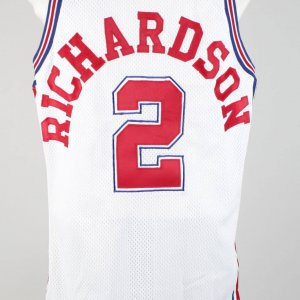 1994-95 Los Angeles Clippers - Pooh Richardson Game-Worn Jersey