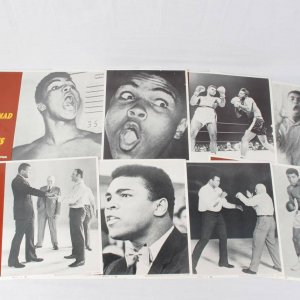 Muhammad Ali AKA Casius Clay * Lobby Cards