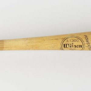 1956 Roy Sievers Washington Senators Game Used Wilson A 1300 VS Red Sox