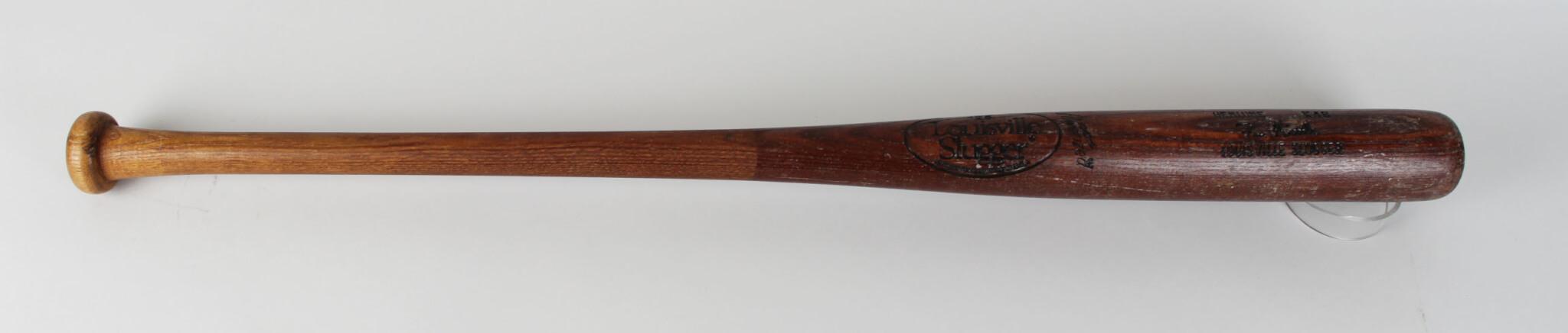 Chicago White Sox Ron Kittle Game-Used 125 Louisville Slugger Bat35444_01