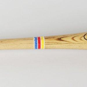 California Angeles Devon White Game-Used Cooper Pro 100 Bat