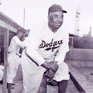1945 Oscar Charleston Brooklyn Brown Dodgers Photo