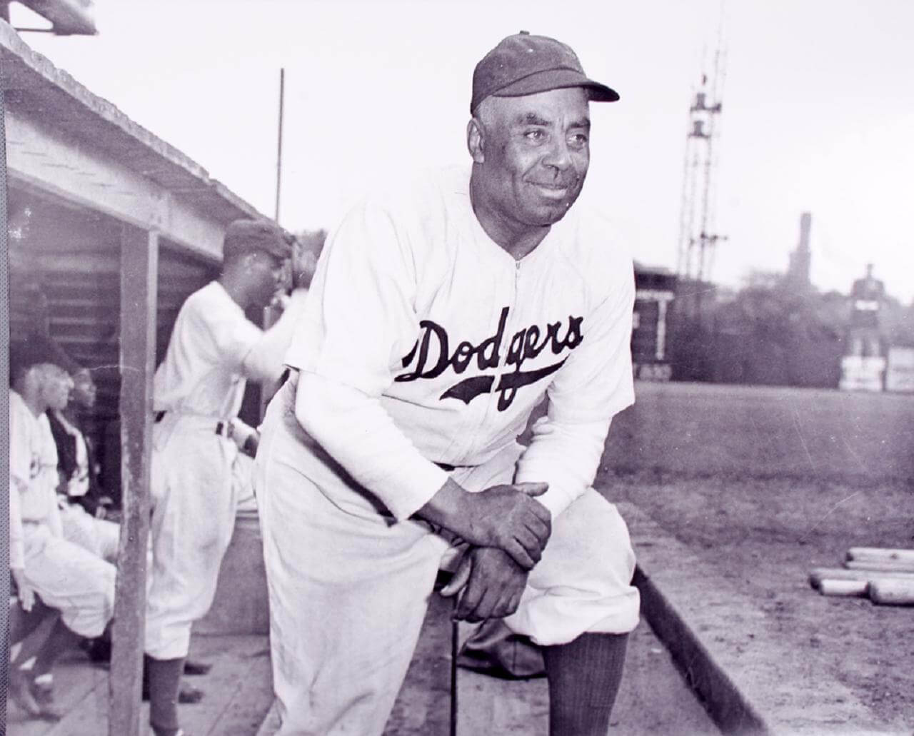 1945 Oscar Charleston Dodgers Photo Teenie Harris