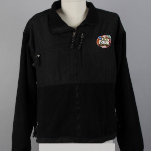 Black 2007 NCAA Final Four Jacket