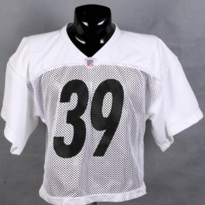 Pittsburgh Steelers Willie Parker Team-Issued Practice Jersey