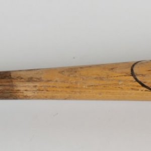 Cleveland Indians Ron Pruitt Game-Used Louisville Slugger S2 Bat