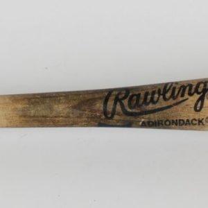 Los Angeles Dodgers Tim Wallach Game-Used Adirondack Big Stick Bat
