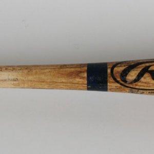 Los Angeles Dodgers - Terry Adams Game-Used Baseball Bat - COA