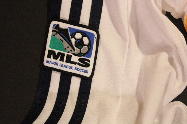 7002df456 A David Beckham Game-Used  23 LA Galaxy Home Shirt. 2007 MLS Season (David s  Debut Season in MLS).