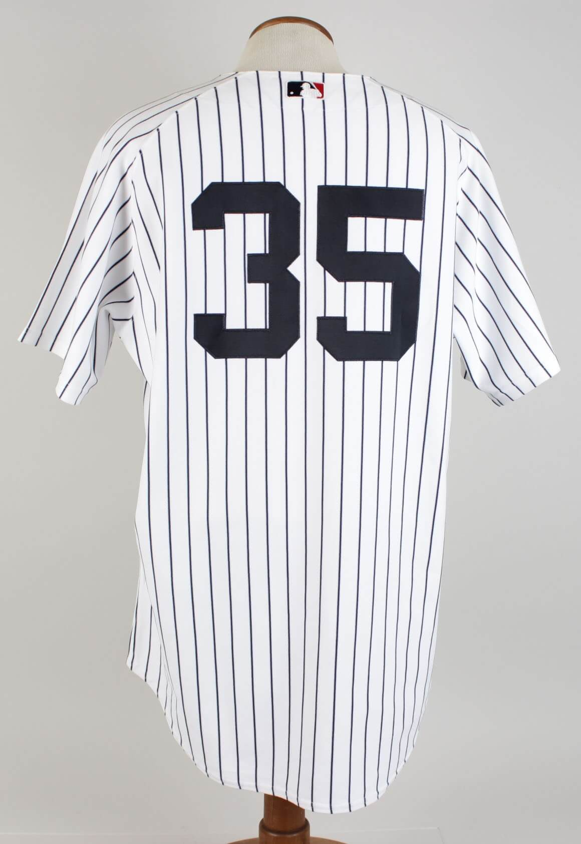 2005 NY Yankees - Mike Mussina Game-Worn Home Jersey - Team Steiner LOA