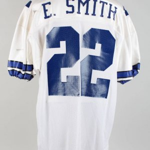 1992 Dallas Cowboys - Emmitt Smith Game-Worn Jersey