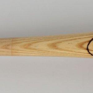 California Angels- Mike Marshall Game-Used, Signed Baseball Bat - COA