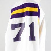 Early 70's Doug Davis Game-Worn Vikings Heavy-Knit Jersey
