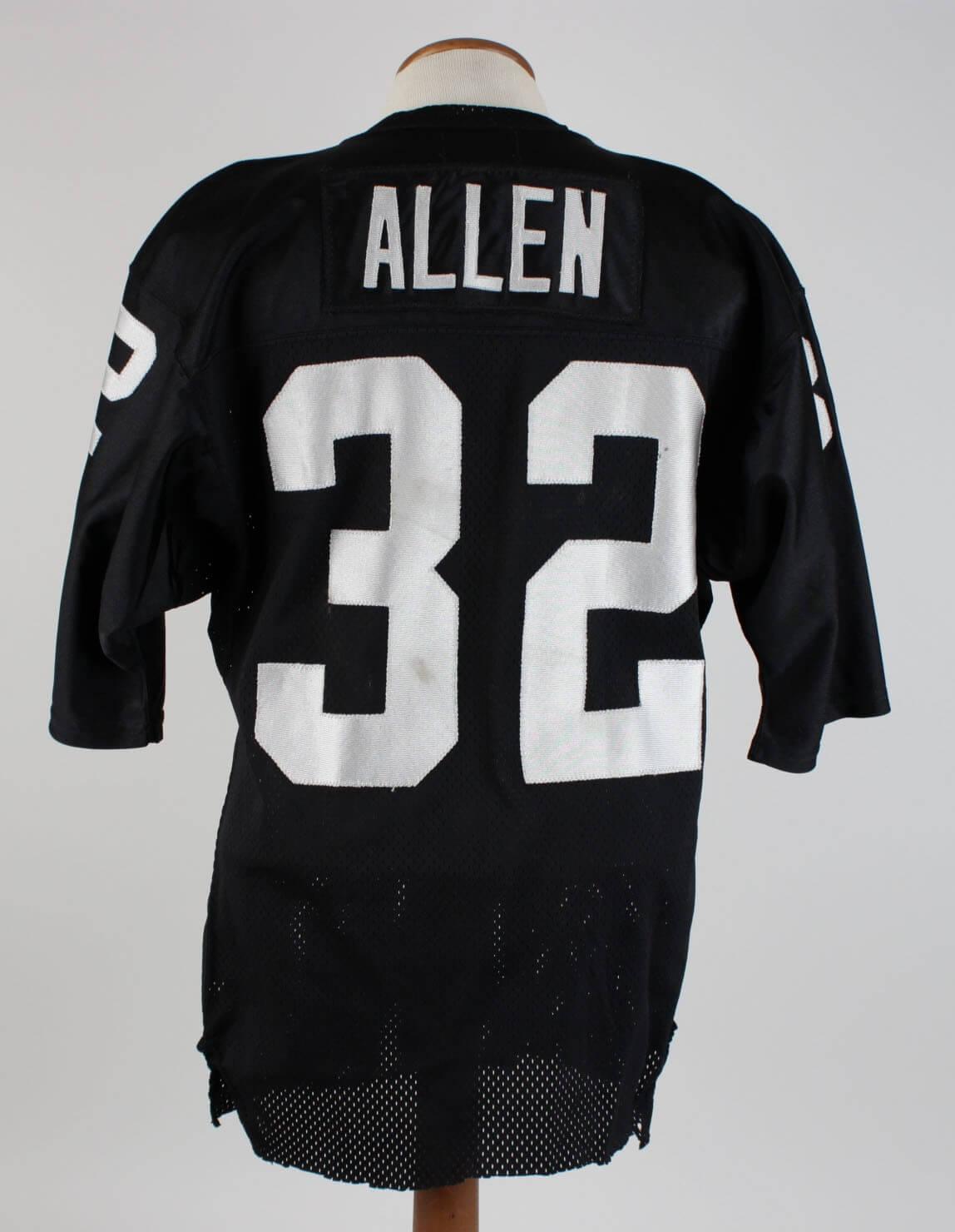 marcus allen jersey number