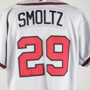 2002 John Smoltz Game-Worn Atlanta Braves Jersey