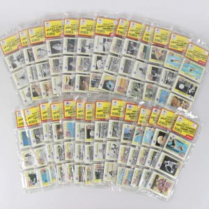 1983 History's Greatest Olympian Cards Rack Pack Lot of (27) feat. Muhammad Ali, Bruce Jenner, Jim Thorpe etc.