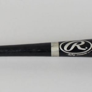 California Angels Alex Ochoa Game-Used Adirondack Big Stick Bat