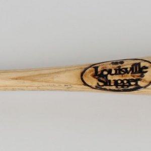 1996 Los Angeles Dodgers - Mark Guthrie Game-Used Baseball Bat - COA
