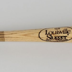 California Angels Von Hayes Game-Used 125 Louisville Slugger Bat