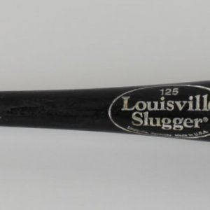 Los Angeles Dodgers Todd Hollandsworth Game-Used 125 Louisville Slugger Bat