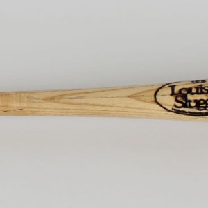 Los Angeles Dodgers Tom Prince Game-Used 125 Louisville Slugger Bat