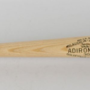 San Francisco Giants - Willie Mays Signed Personal Model Bat - COA